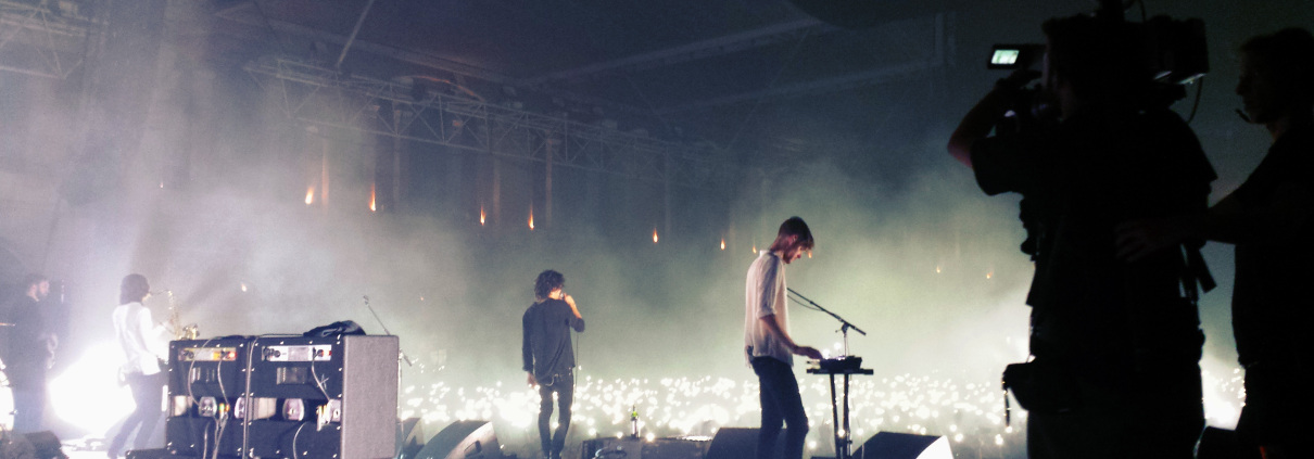 The 1975 Live at Alexandra Palace